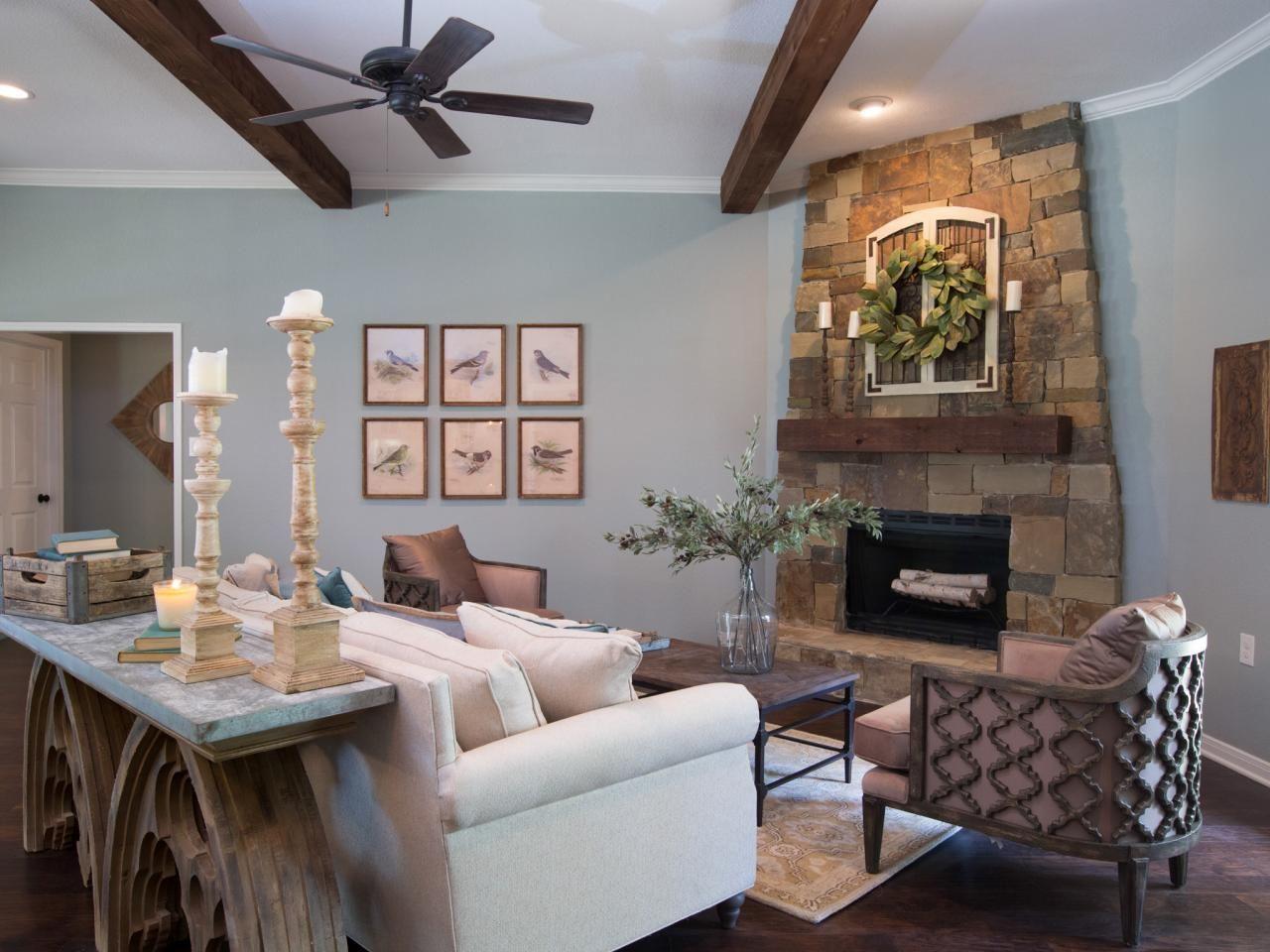 Design Dilemma Arranging Furniture Around A Corner Fireplace Living Room Colors Fixer Upper Living Room Living Room Remodel