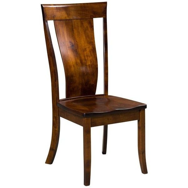 Amish Albany Dining Chair   300    liked on Polyvore featuring home   furniture. Amish Albany Dining Chair   300    liked on Polyvore featuring
