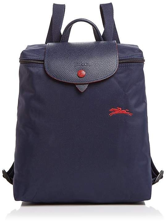 8ae677f2b12a Longchamp Le Pliage Club Backpack