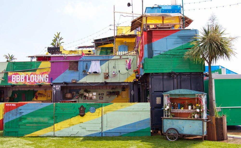 by AnneLiWest|Berlin #Bread & Butter Tradeshow  #Carnaval do Brasil