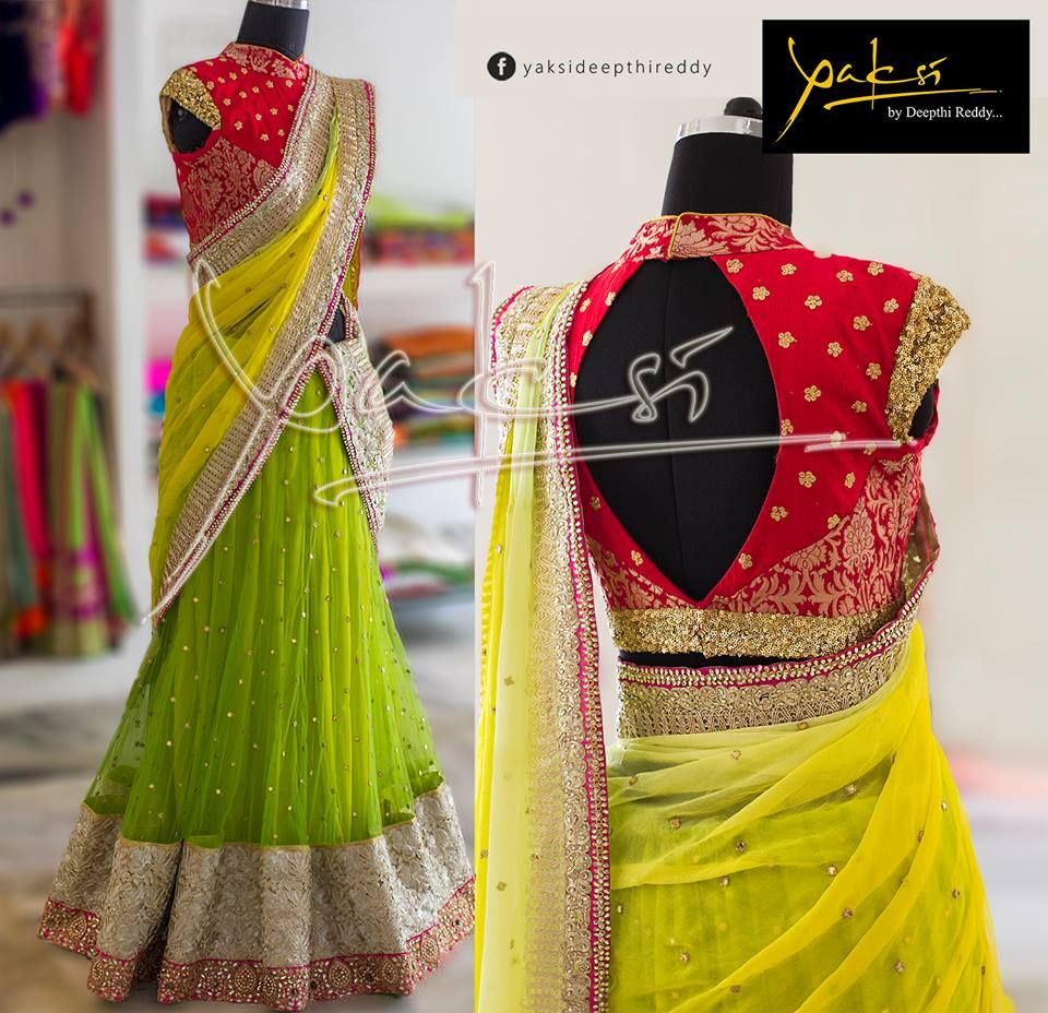 Top 10 Fashion Boutique Stores In Hyderabad For Lehenga Honi Designs For South India Trend Designs Hyderaba Lehenga Designs Blouse Design Models Saree Designs