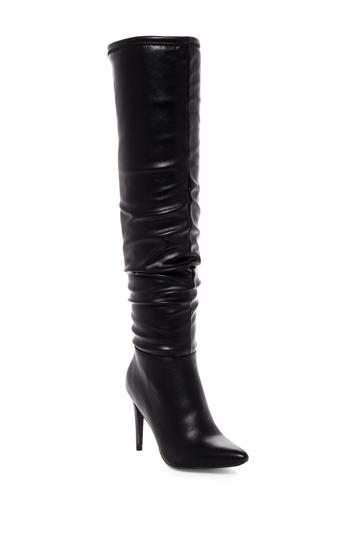 b156a6194f4 Shop for Jessica Simpson Loring Patent Stretch Over the Knee Boots at  Dillards.com. Visit Dillards.com to find clothing