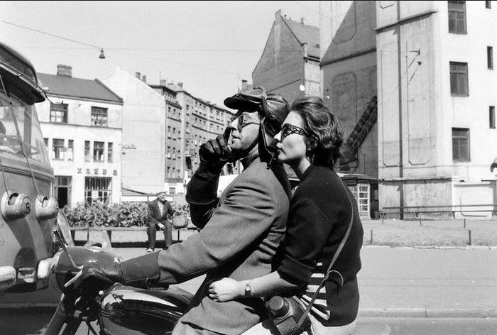 1960s Russian People