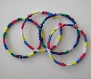 How To Make String Bracelets 6 Bracelet Patterns