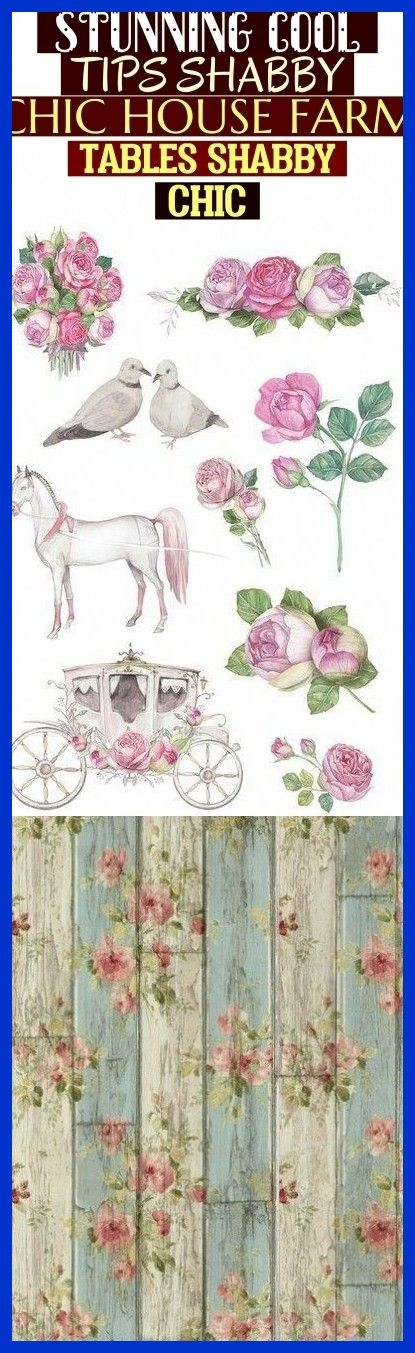 Stunning Cool Tips Shabby Chic House Farm Tables Shabby Chic