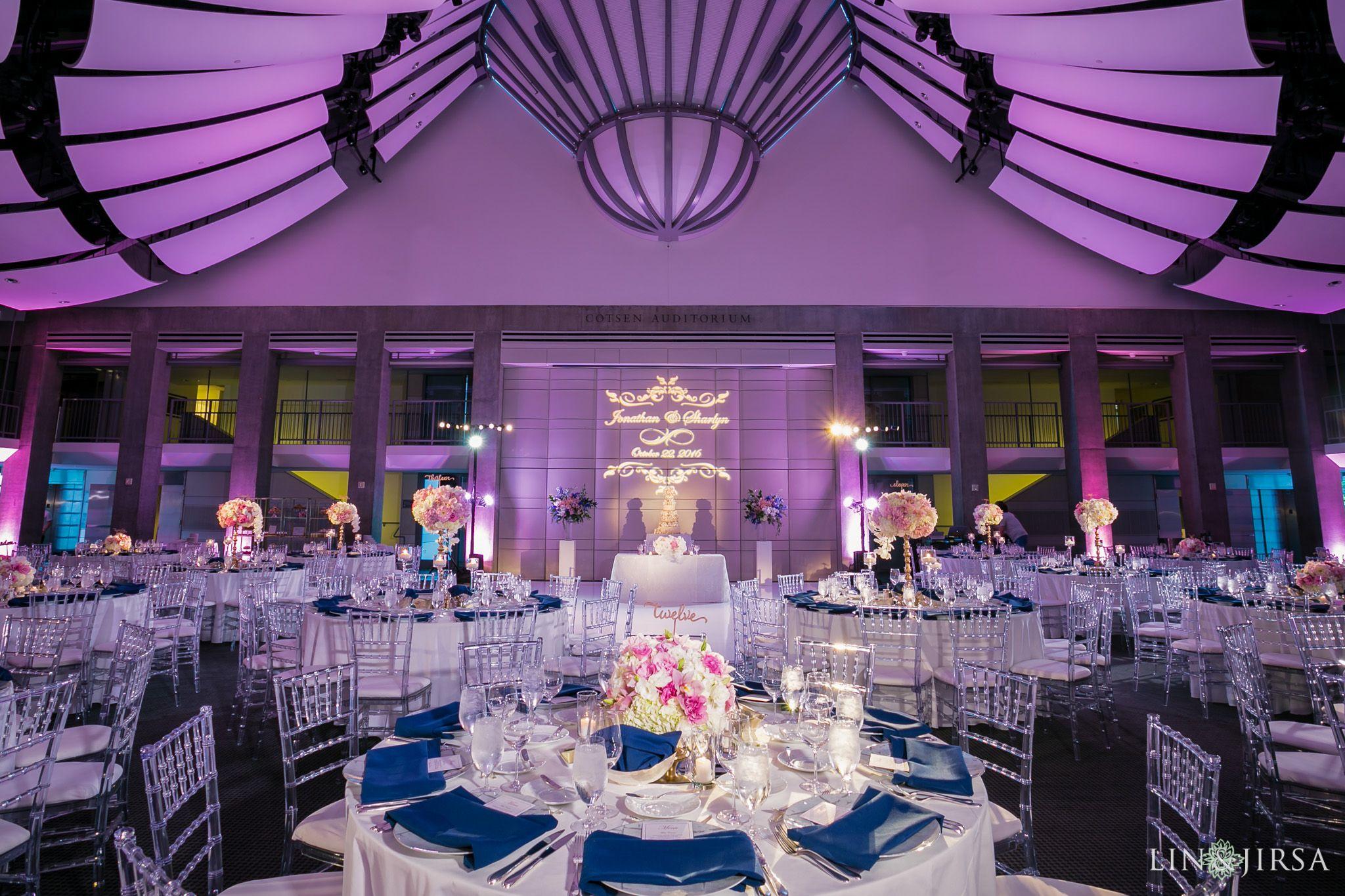 Skirball Cultural Center Wedding Sharlyn