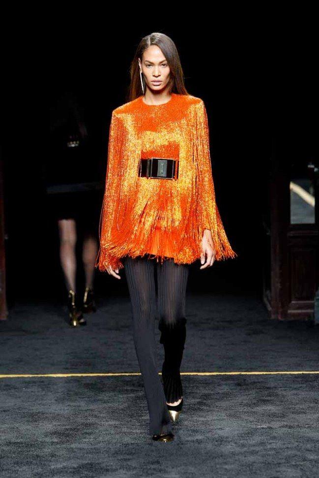 Los #colores del otoño-invierno 2015/16: #CadmiumOrange #colours #fashion #design #Orange