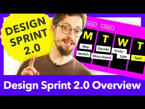 (20) DESIGN SPRINT 2.0 PROCESS EXPLAINED 2018 - YouTube