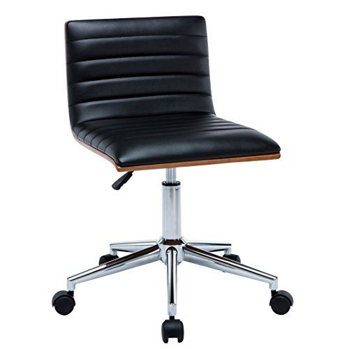 Porthos Home Alyson Office Chair Black