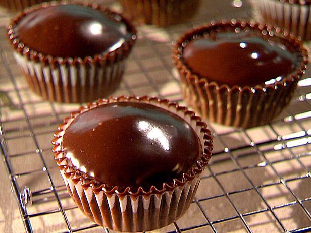 Se me antojó esta rica receta: Cupcakes de Vino Tinto