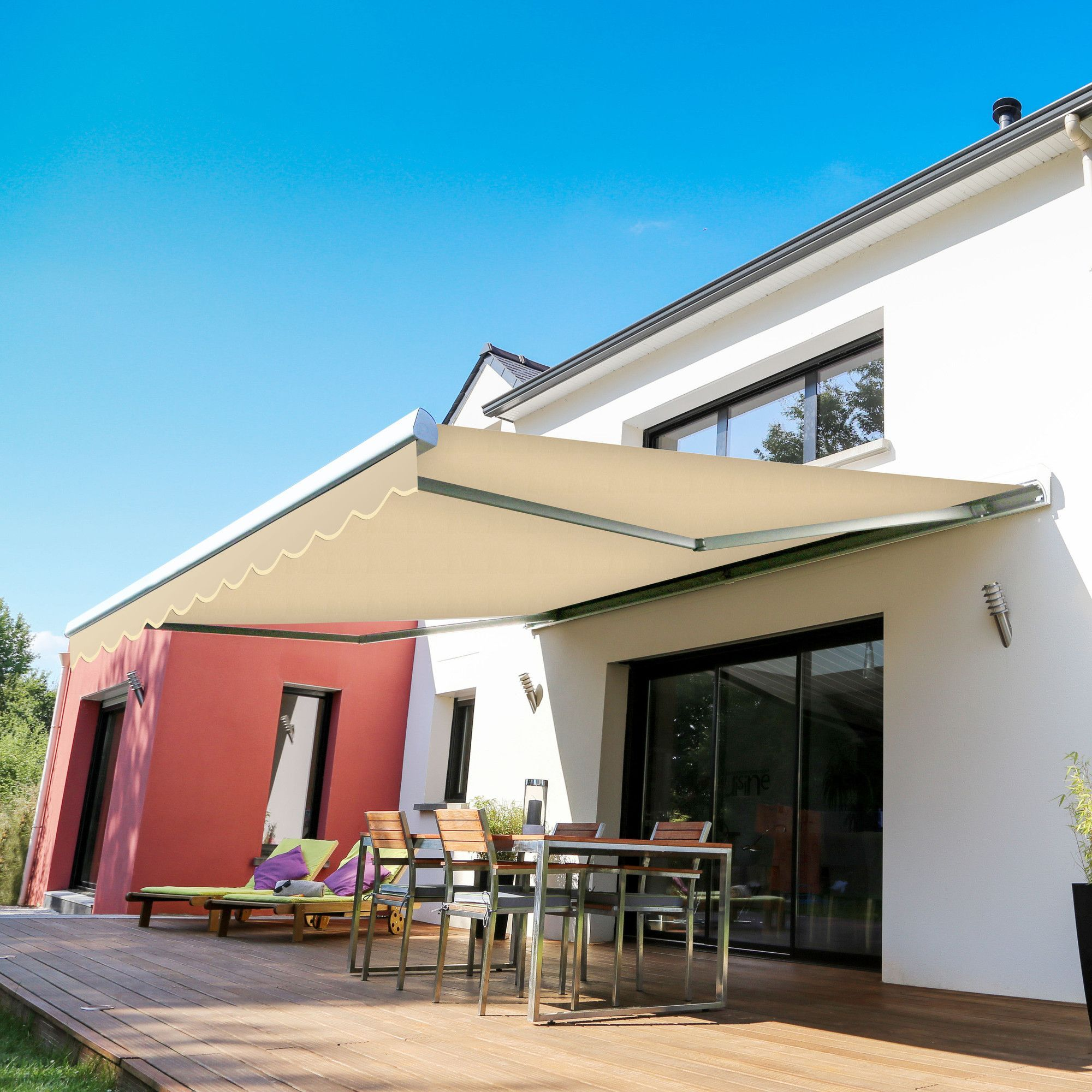 awnings simple sede image for revista easy of patio awning decks retractable ideas design