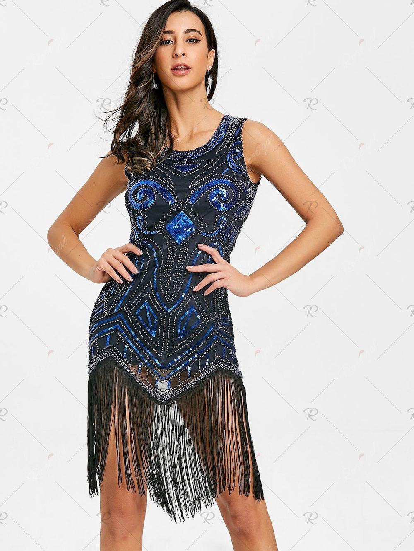 rosegal   Dresses, Flapper dress, Fashion
