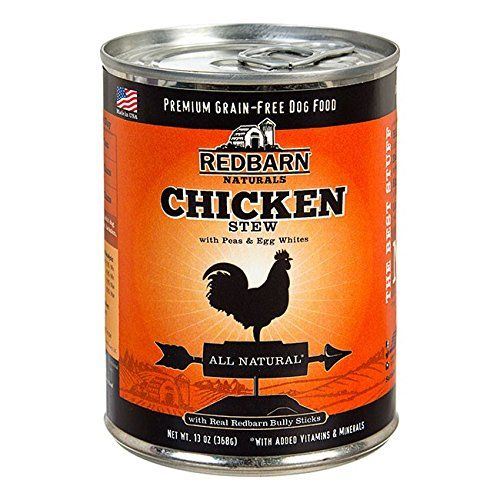 Redbarn Chicken Stew 12/13 Ounce Cans -- You can get additional details at the image link. (This is an Amazon affiliate link)