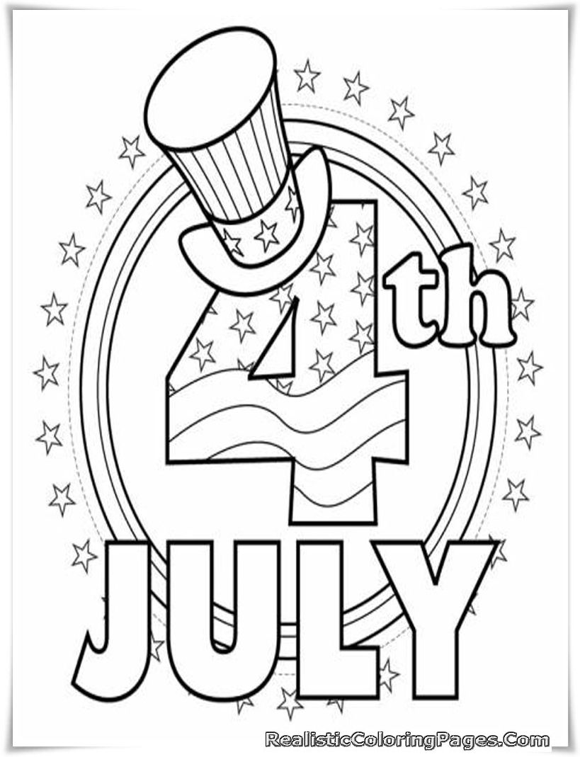 Fourth Of July Coloring Pages July Colors 4th Of July Fireworks