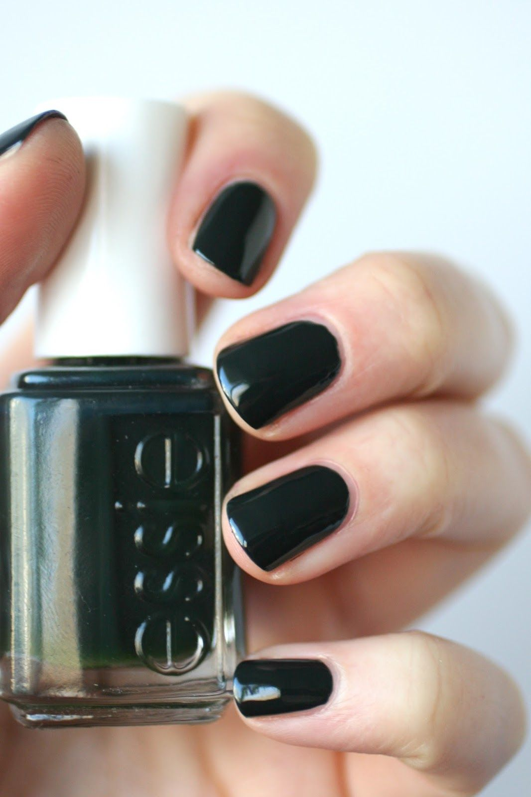 Essie Almost-Black Comparison : Partner in Crime, Stylenomics, After ...
