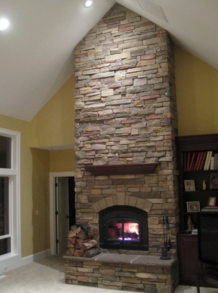 7 Fascinating Wood Stove Vs Fireplace Insert Snapshot Idea