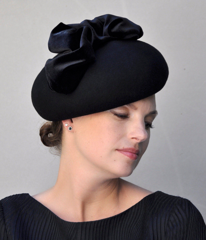 3b550b2ab2991 Women s Black Hat. Ladies Black Hat