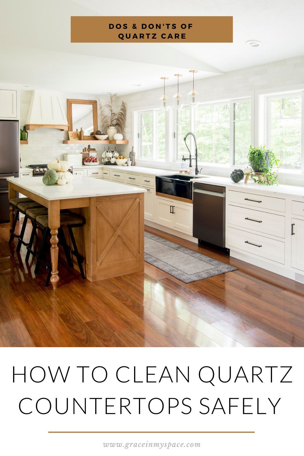 How To Clean Quartz Countertops Safely Clean Quartz Countertops How To Clean Quartz Countertops