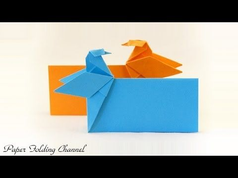 How To Make Origami Frog Origami jumping frogs | Origami frog, How ... | 360x480