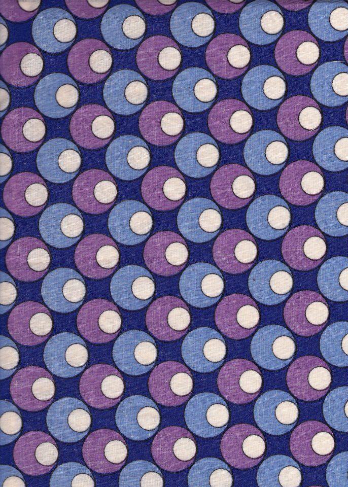 Fantastic January vintage fabrics