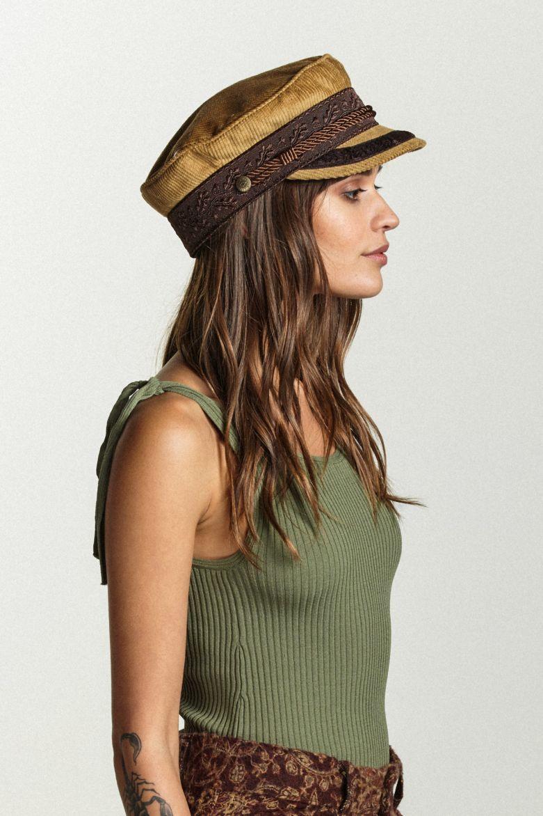 abc3c95a517 ALBANY CAP - Caps - Headwear - Women s