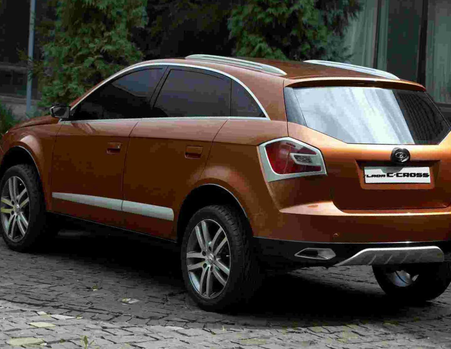 Lada Largus Cross Lease Http Autotras Com Concept Cars Suv Automobile