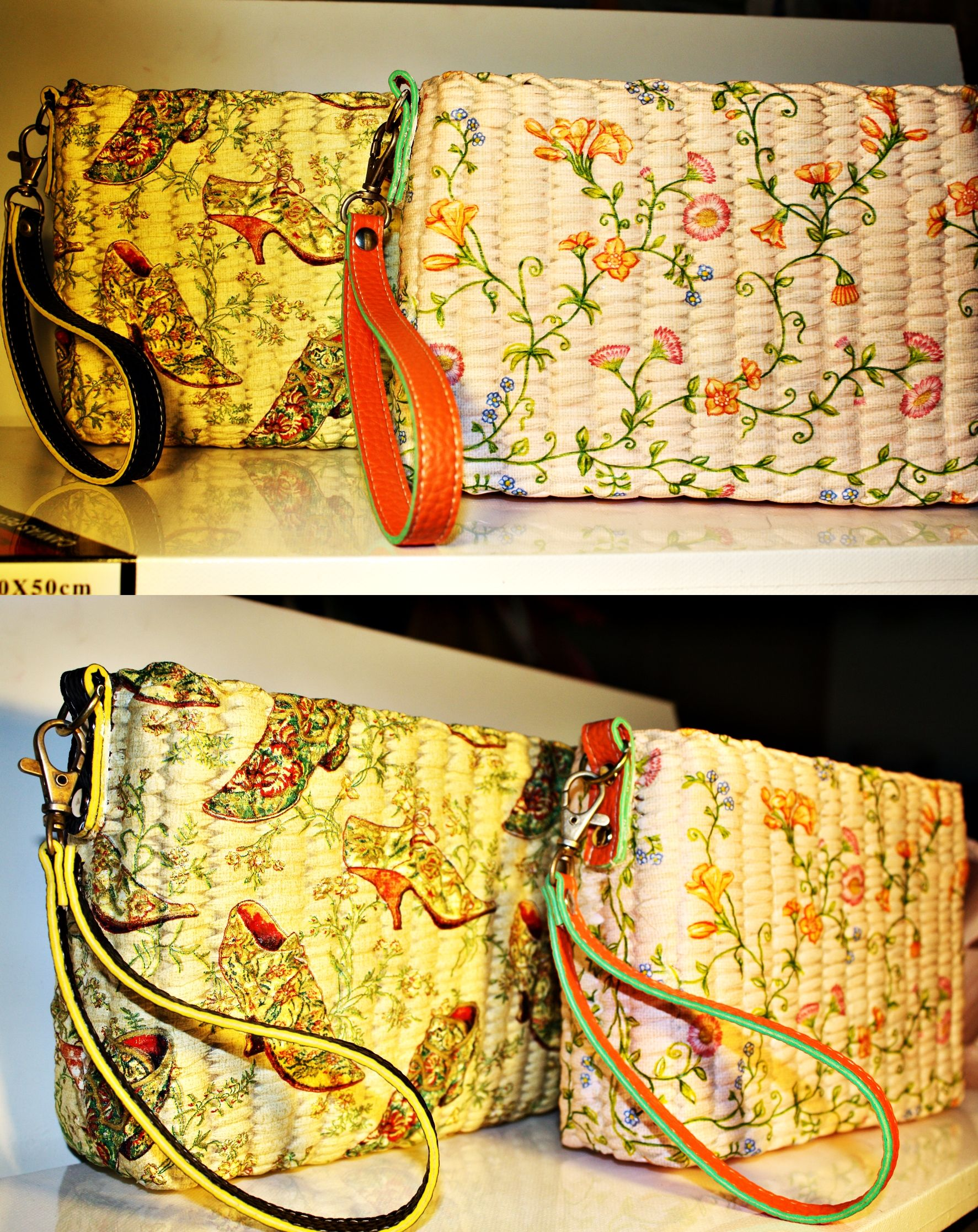 Beautiful Decoupage Bag (With images) How to make