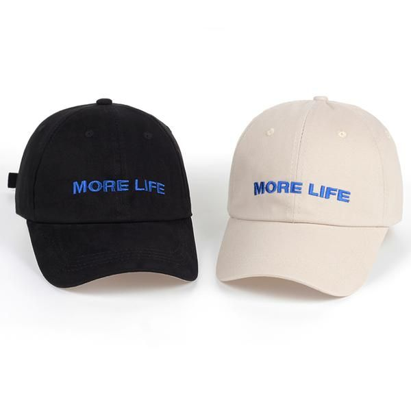 757cd8add04 MORE LIFE Hat Aubrey Drake Graham Latest Album Exclusive Release Women and  Men Dad Hat Quality