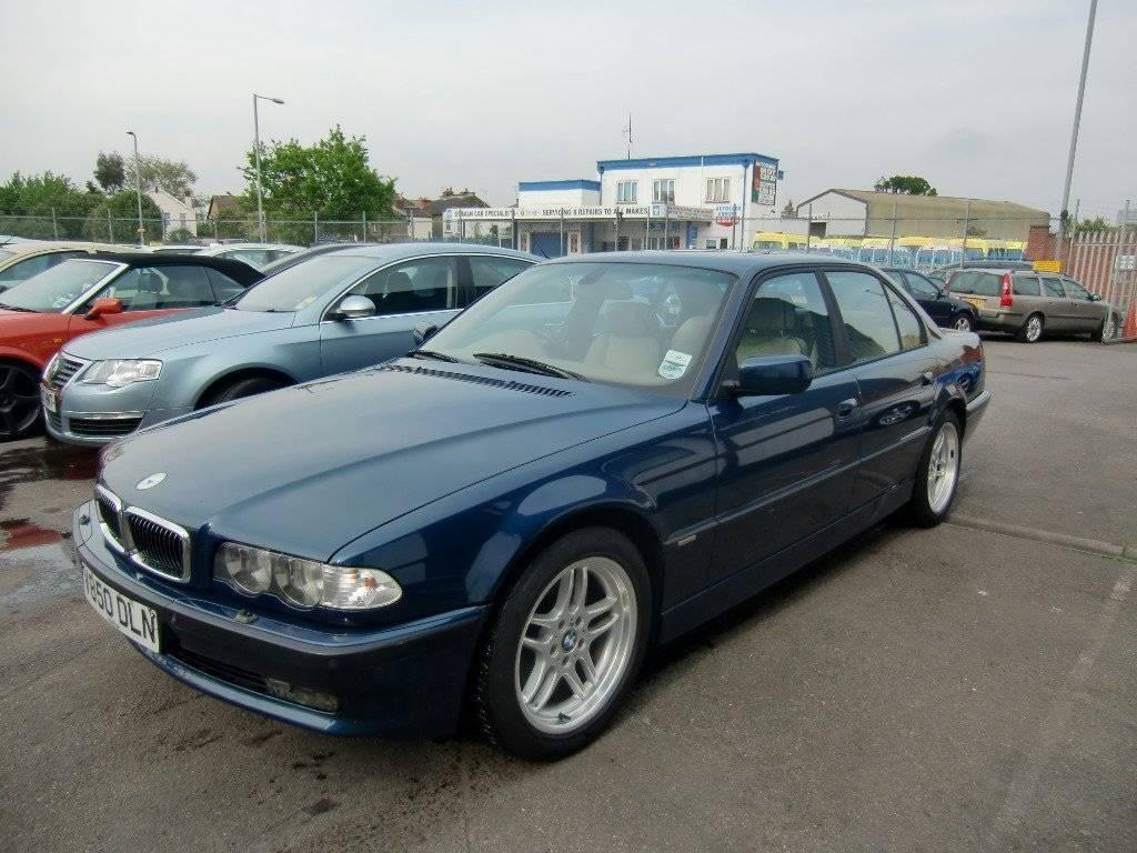 1999 BMW 740i L V8 Nice Smoker for £3.5k Bmw, Cars for