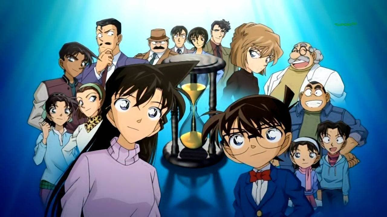 The Son Of A World Famous Mystery Writer, Jimmy Kudo, Has Achieved His Own  Notoriety By Assisting The Lo…   Detective conan wallpapers, Conan movie, Detective  conan