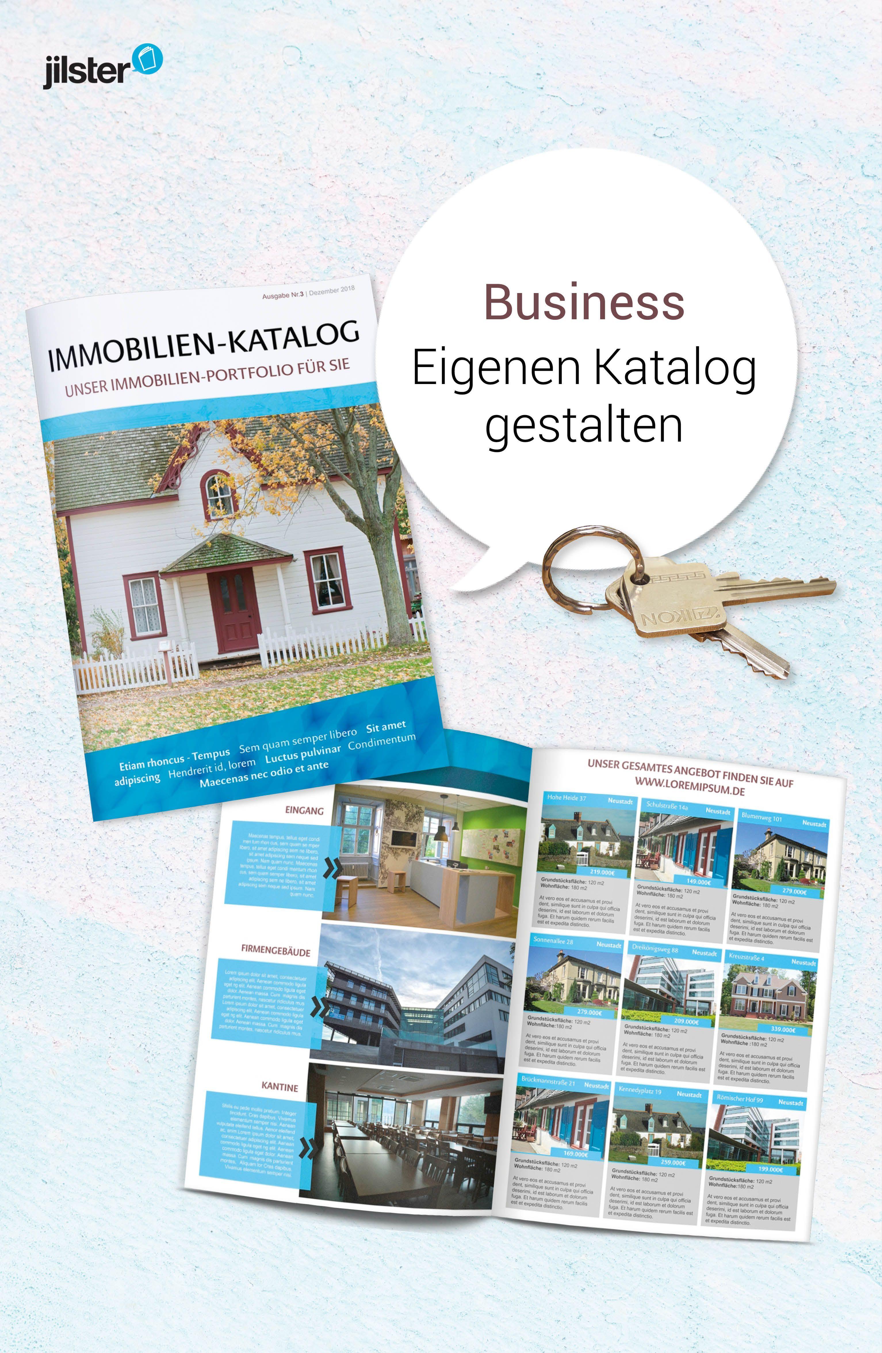 Business Gestalten Katalog Und Kostenlose Vorlagen