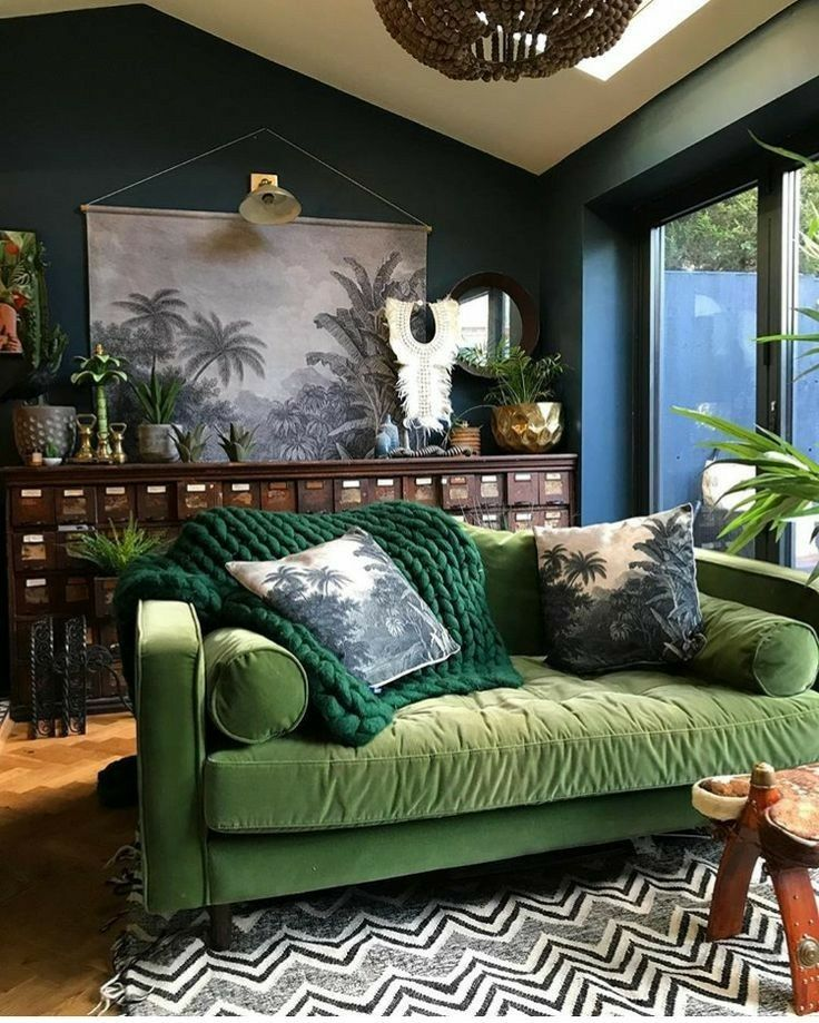 Pin De Cindy Ma Alo Em House Ideas Decoracao Sala Verde Interiores Decoracao De Casa