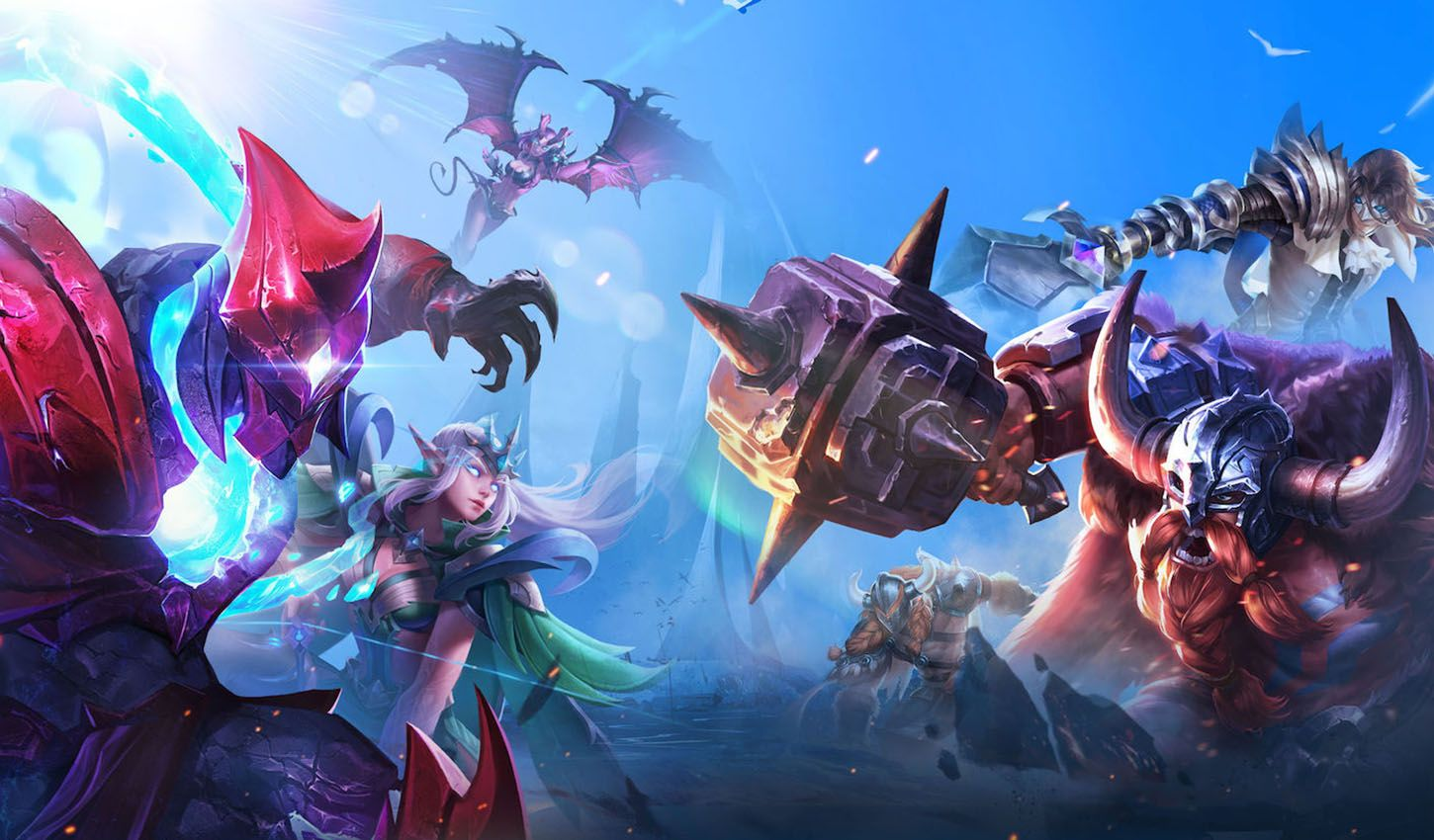 Tencent's Arena of Valor Revenue Reached a New High in