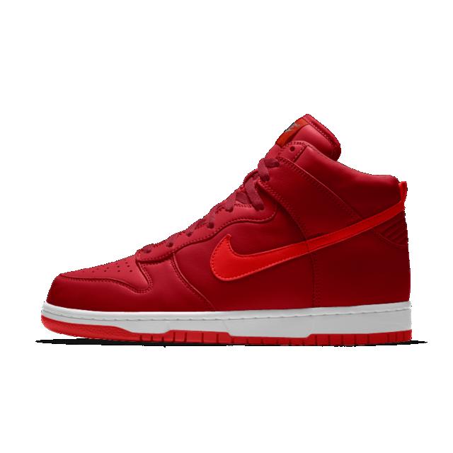 best sneakers 08d59 1d5d8 Nike Dunk High iD Men's Shoe   Lebron   Nike dunks, Shoes ...