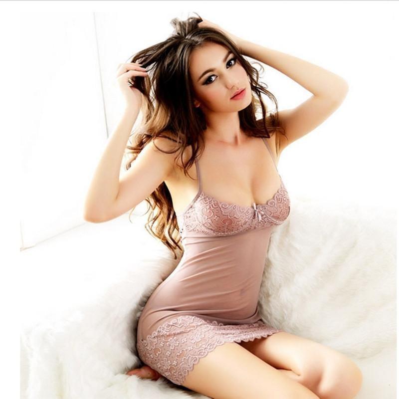 Women nightgown nightie stripping sex