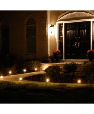Lumabase 8 Light Electric Led Pathway Lights Pathway Lighting Outdoor Lighting Store Path Lights