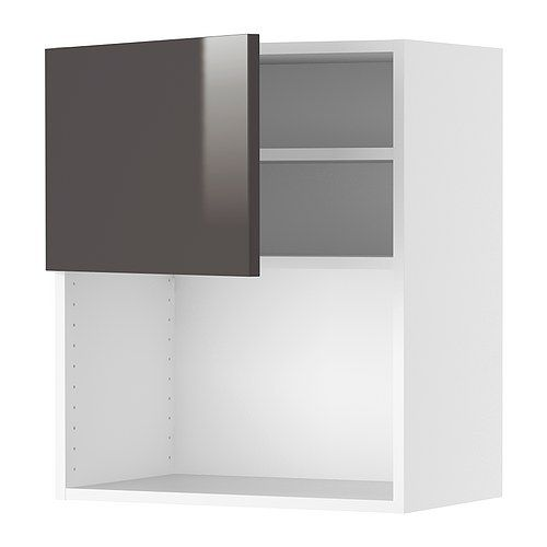 Faktum Wall Cabinet For Microwave Oven Ikea