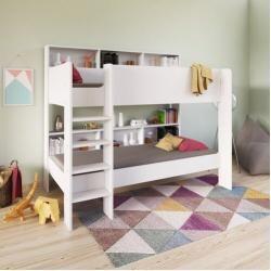Lit superposé Carey avec étagère, 90 x 190 cmWayfair.de  – Products
