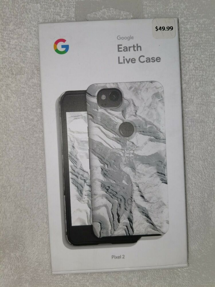 pretty nice 2da5a 077b9 Google - Google Earth Live Case for Google Pixel 2 - Rock #Google ...