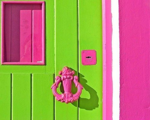 Psychology Of Color Pink And Green Complimentary Color Scheme Complimentary Colors