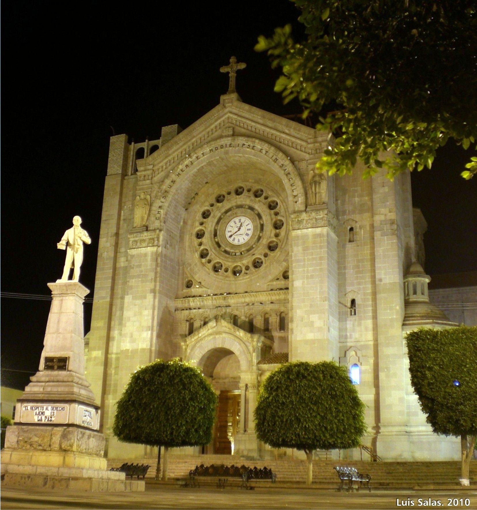 Catedral. matehuala .