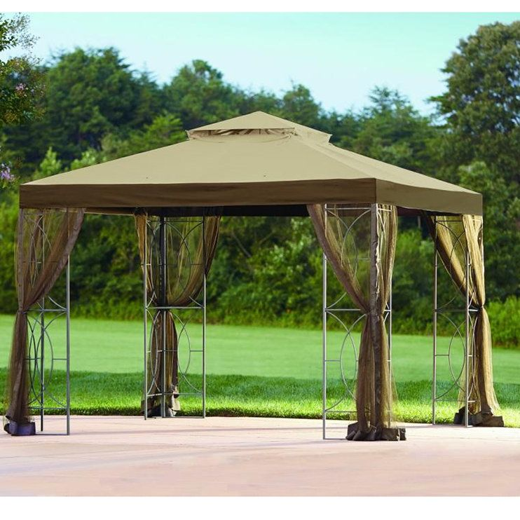 Replacement Canopy for 10' W x 10' D Callaway Gazebo - Replacement Canopy For 10' W X 10' D Callaway Gazebo Products
