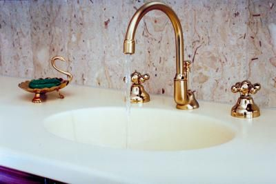 How To Remove Tough Stains On Stone Sinks Stone Sink Sink Sink