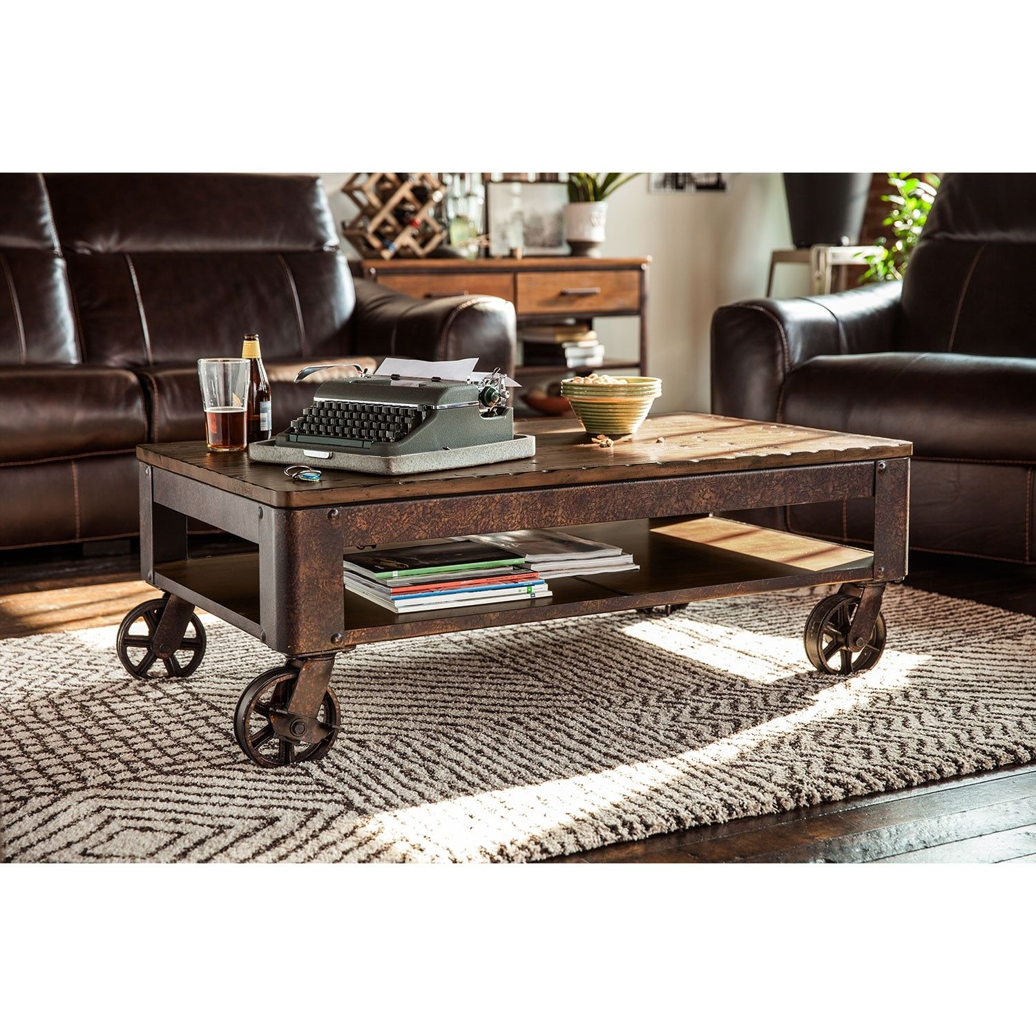 Shortline LiftTop Coffee Table Coffee table, Lift top