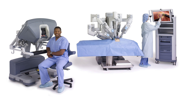 Mercy Health Fairfield Hospital will host a robotic