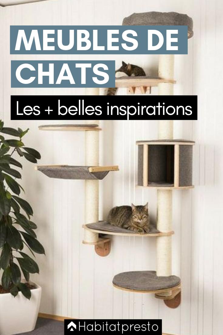 Meubles Pour Chats 6 Idees Pour S Inspirer Mobilier De Salon Idees De Meubles Decoration