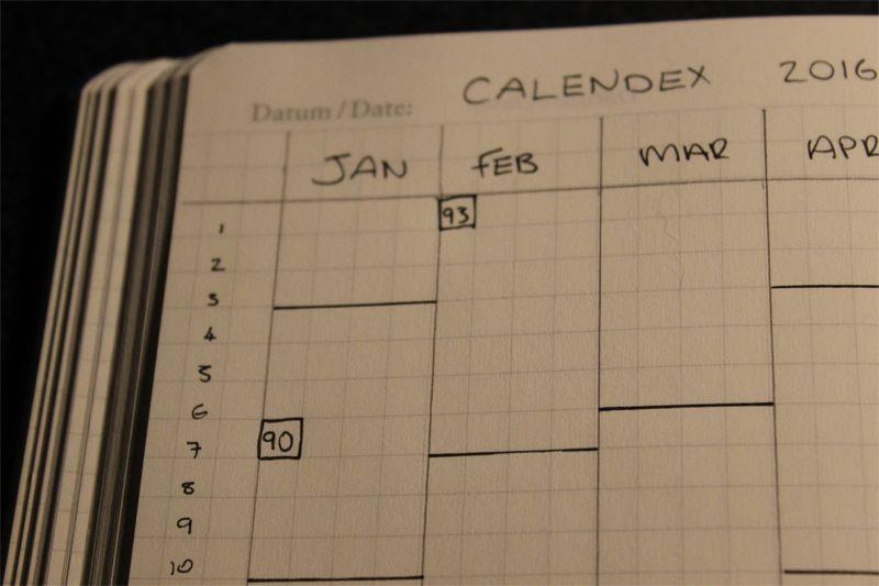 Calendex..