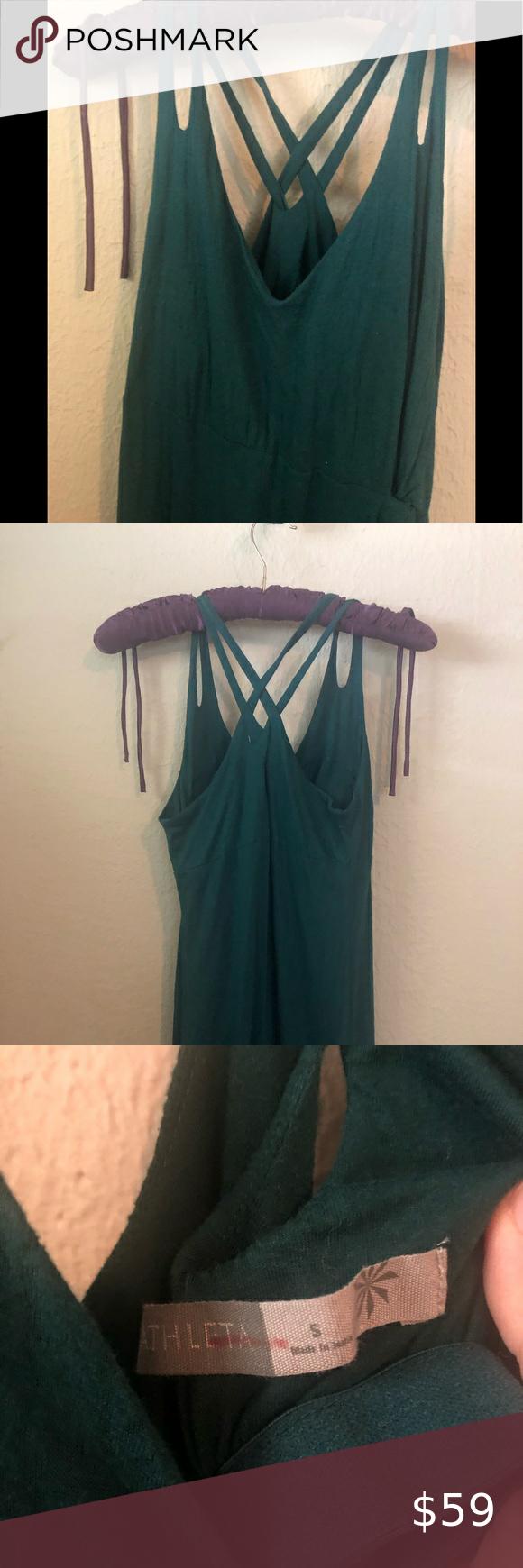 Athleta Emerald Green Summer Dress Green Summer Dresses Summer Dresses Gorgeous Dresses [ 1740 x 580 Pixel ]