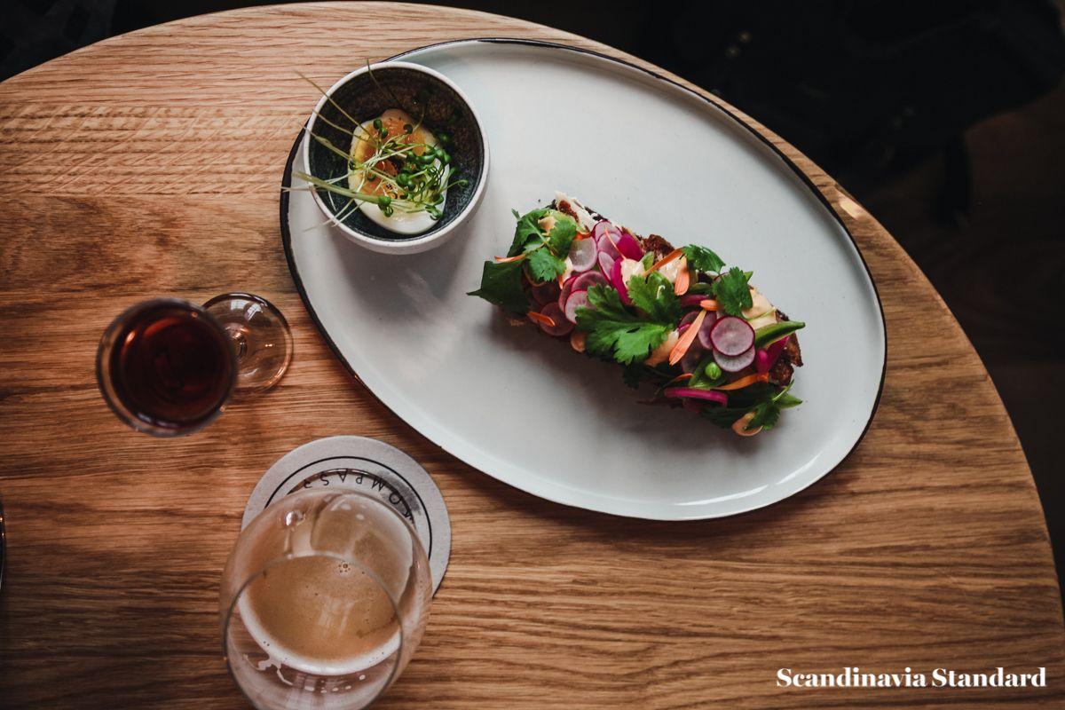 Scandi Six Open Sandwiches In Copenhagen Scandinavian Food Food Cooking