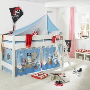 Ideen wie Sie eine Piraten Deko aus Karton mit Kindern ...